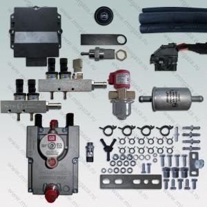 4C BRC Plug&Drive (100-140kW) Genius-Max Boxer без фильтра