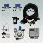 Комплект POLETRON 26/3 Premium 6 цил ANTARTIС тип OMVL (140-190kW)
