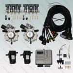 Комплект POLETRON 26/3 Premium 8 цил 2*1500 тип F-1.8 (до 280kW)