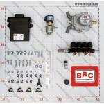 4C BRC Sequent 32 ALBA 100-120kW без фильтра