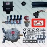 4C BRC Sequent 32 OBD 100-120kW без фильтра