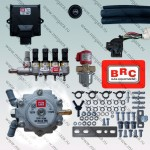 4C BRC Sequent 32 OBD 120-140kW без фильтра