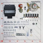 6C BRC Plug&DrivePLUS (120-140kW) MB1500 без фильтра